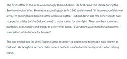 Reubin Marsh
