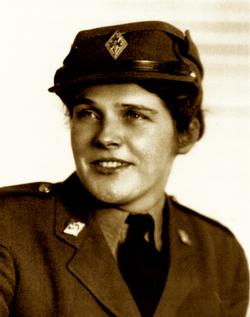Private Evelyn Cecelia Connor