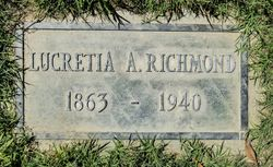 Lucretia Ann Richmond