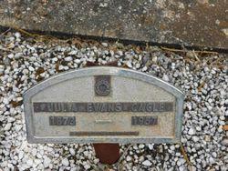 Julia A. <I>Evans</I> Cagle