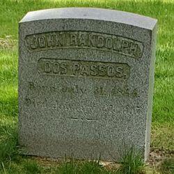 John Randolph Dos Passos