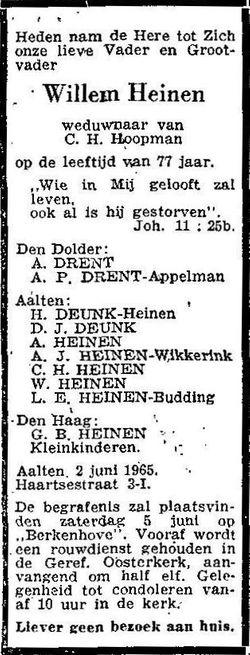 Willem Heinen