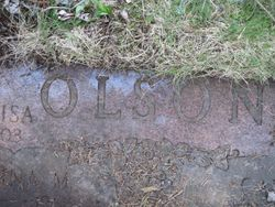 Alma Louisa Olson