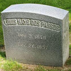 Louis Hays Dos Passos