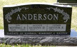Kendall Ray Anderson