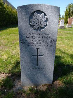 James Warren Knox