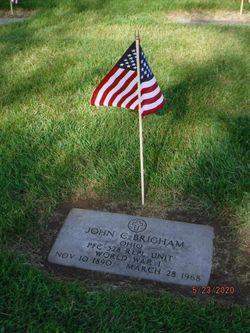 John Charles Brigham Jr.