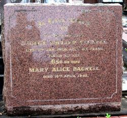 Mary Alice <I>Peirson</I> Bagnell