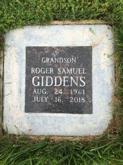 Roger Samuel Giddens