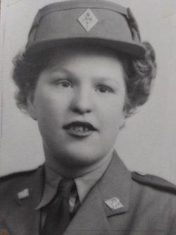 PVT Phyllis Margaret Trebble