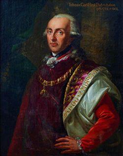 Karl Johann Baptist Walther Sigismund Ernest Nepomuk Alois von Dietrichstein zu Nikolsburg