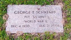 PVT George Edward Schrempf