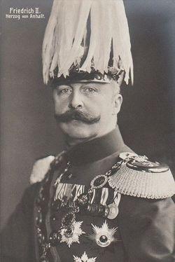 Friedrich II von Anhalt