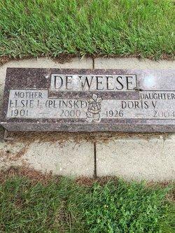 Doris Vergene DeWeese (1926-2004) - Find A Grave Memorial