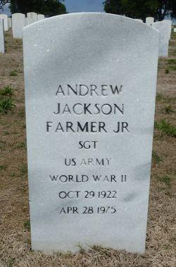 Andrew Jackson Farmer Jr.