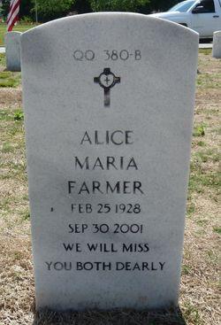 Alice Maria Farmer