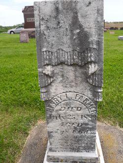 Henry Lewis Farmer