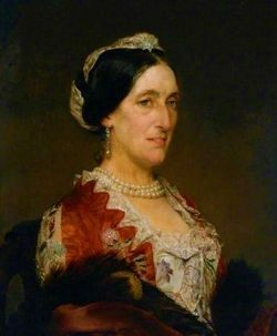 Catherine Lucy Wilhelmina <I>Stanhope</I> Powlett