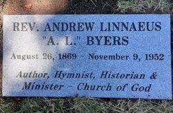 Andrew Linnaeus Byers