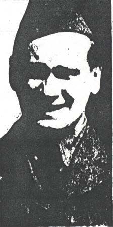 Pvt William Henry Bovell, Jr