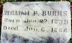 William Pearson Burns