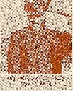 Mitchell George Abey