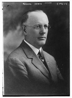 Roscoe Irwin