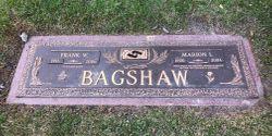 Frank William Bagshaw