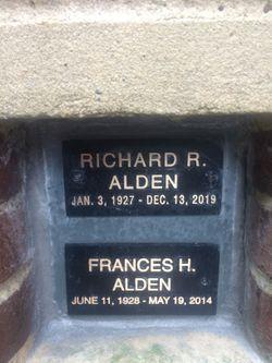 Richard R. Alden