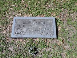 Ruby E <I>Butler</I> Smith