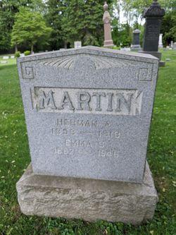 Herman A Martin
