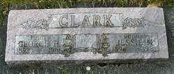 Jessie May <I>Davis</I> Clark