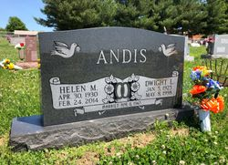 Helen Margaruite <I>Lynn</I> Andis