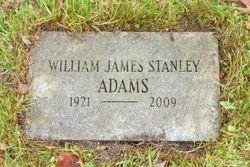 William James Stanley Adams