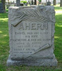 John J. Ahern