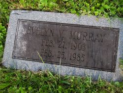 Evelyn Virginia <I>Rust</I> Murray