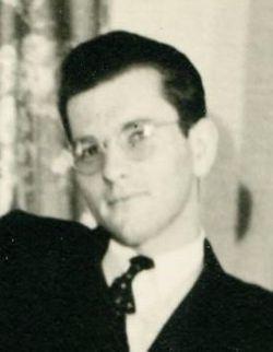 2LT Geoffrey Cheney Ferris