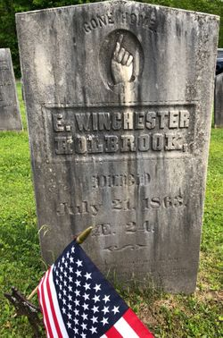 Elhanan Winchester Holbrook