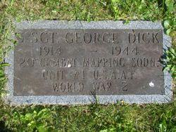 SSGT George Dick