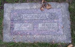 John McGonigle
