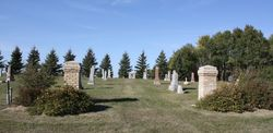 Cadurcis Presbyterian Cemetery