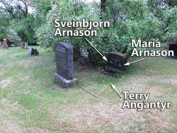Terry Angantyr Arnason