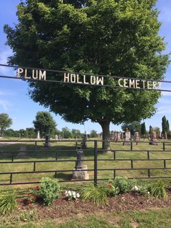 Plum Hollow Cemetery