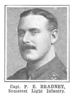Captain Philip Edwin Bradney