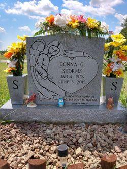 Donna <I>Hensley</I> Storms