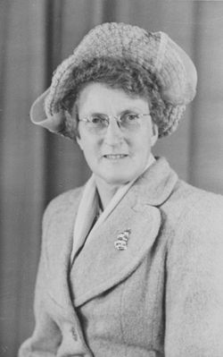 Ruby Olive Victoria <I>Currie</I> Ashton
