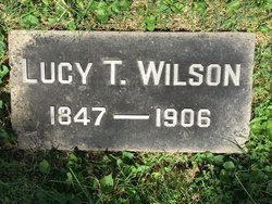 Lucy <I>Thorpe</I> Wilson