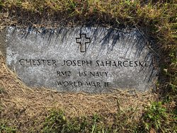 "Chester Joseph ""Bumpy"" Saharceski Sr."