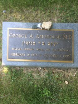 Dr George A. Abehouse