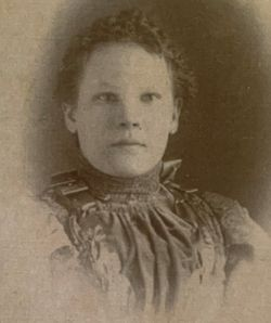 Ella Mae <I>Biorklund</I> Galloway